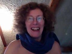 Linda Invite to her first-ever bukkake