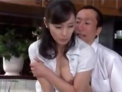 Japanese Mature Having Hookup with Boss Spouse 2