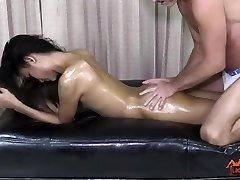 LadyboyPlay - Transgender Princess Iceland Oil Massage