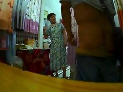 Flashing Made Chinese Grandmother Horry