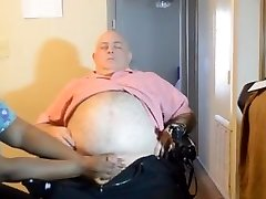 Black Nurse Providing Hand Job To Guy In Wheelchair