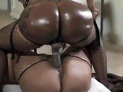Black lesbos big phat asses huge strap-on