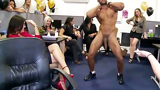 Office Fuck-a-thon Party