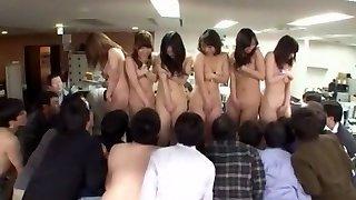 Incredible Japanese slut Arisu Hayase, Yuuka Konomi, Miko Harune in Handsome Lingerie, Enormous Tits JAV flick