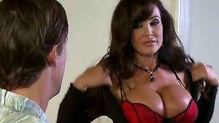 Lisa Ann and one another 69 fuck-a-thon practice