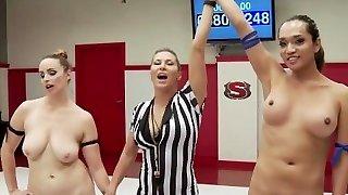 Ts Jessica Fox Fights Bella Rossi