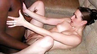 Milky Women Love Black Cock