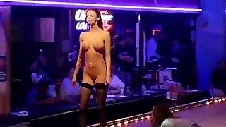 CMNF Strip Club
