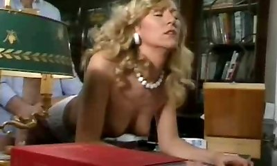 Ursula Gaussmann-Hump at the office(Gr-2)