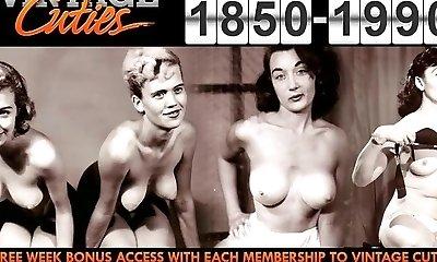 הבחורה הזאת היא גורו של מציצה (1950 וינטאג')