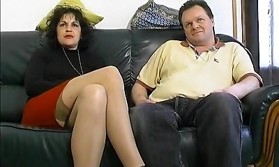 Super-naughty Hairy, Anal adult movie