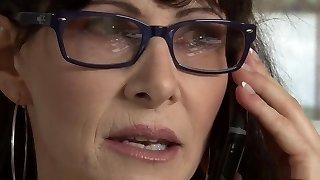 Hottest pornstar Alexandra Silk in horny brazilian, facial pornography vignette