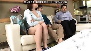 Lovely Asian Yuna Kawakami POV blowjob