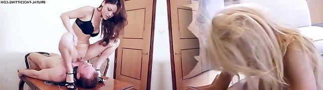 Michelle Clips - Brutal-Facesitting