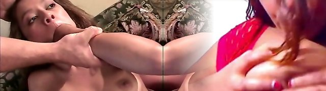 Double Anal Intrusion FOR YOUNG CATALINA