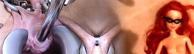 Peehole Have Fun Fucking Urethral Sound Injection Stretching