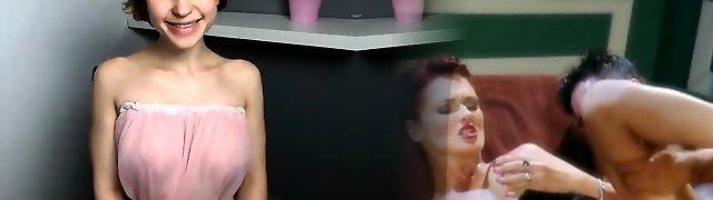 Super-fucking-hot Amateur Babe Fucking Machine Show On Webcam