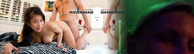 Jade Kush in Bangover - BabesNetwork