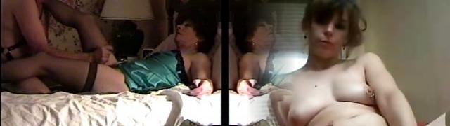 Crossdresser Stroked by Married Lover