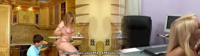 Fabulous pornstar Dana Karnevali in Wild Big Backside, Russian adult scene
