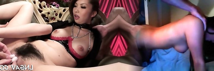 Lad deep-throats mom nipples and make her slit wet with fuck stick