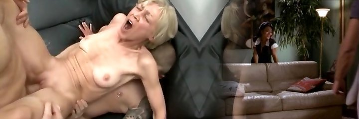 Crazy Amateur vid with Shaved, Grannies scenes