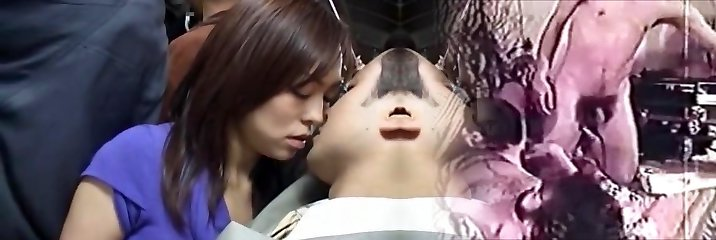 Horny Japanese damsel Momoka Hayami, Rinka, You Kitajima in Exotic Couple, Public JAV movie