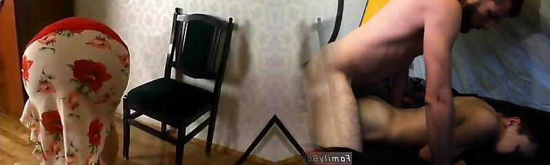 Super-naughty russian granny's hump with a guy