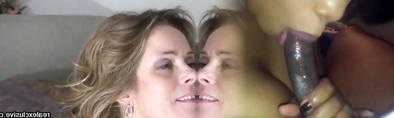 Happy cum face mature housewife Lisanne