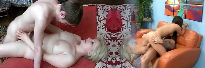 Mature and youthful cock 46