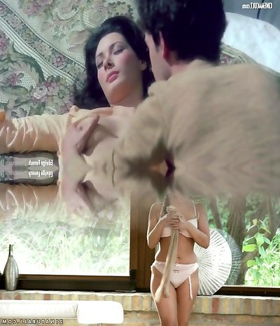 Edwige Fenech Bare Sequence Compilation Volume 2