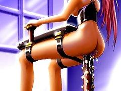 anime bondage