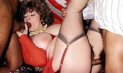Full length xxx retro big boobs Hottest Free Retro Big Tit Porn