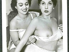 Classic vintage pics show hot naked dolls