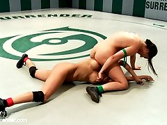 Bryn the Law Blayne is a killer on the mat. She doesnt fuck around, she just goes all in and...