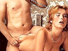 Two vintage couples fucking