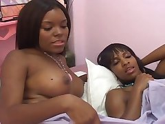 Hot lesbians strapon to fuck