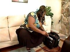 My Hot Big Black Teacher
