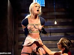 Natasha Lyn is an all natural local blonde cutie whos fairly new to BDSM, but has hit the ground...