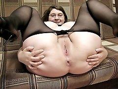 Amateur Fat Ass