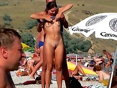 Hidden nude beach voyeur photos