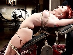 Gorgeous Sophia Locke loves to be overpowered and made to do dirty things. HogTied gives the...