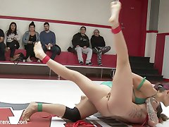 Today we have Jayogen and Angel Allwood for TEAM BEAST Taking on Mia Li and Karma Karma for TEAM...