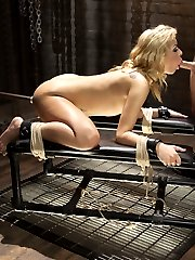 Nineteen year old Carmen Caliente is introduced to the pleasures and erotic torments of BDSM.