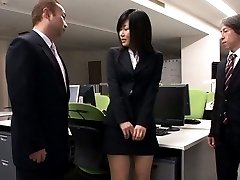 Yume Kyono Asian in short skirt has boobs AnalNippon.com