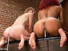 Welcome to the second update  this week for our April Anal Audition week. Today we bring in Daisy Ducati and Mona Wales to be worked over by Nina Hartley. Daisy and Mona have limited anal experience and have never done enemas on film before. They would really like to learn how to gape and are willing to push themselves for the everything butt members to make the gape happen. Mona Wales is determined to get a fist into her ass. She really pushes her bottom for kink and the EB members.