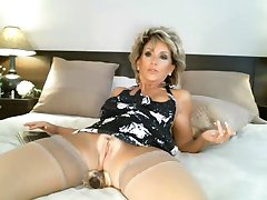 Hottest Milf Ever Fashion Show & Toys On Cam