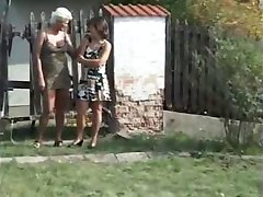 mom AND daughter's friend HAVE LOTS OF FUN 01