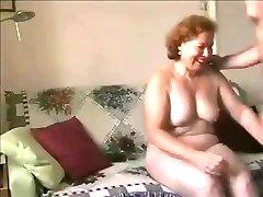 nice curvy granny