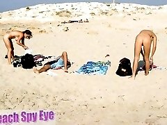 Just female nudists at nude beach